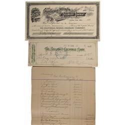 NV - Carson City,Ormsby County - 1892-1894 - California-Nevada Creamery Company Group - Clint Maish