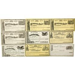 NV - Carson City,Carson City Warrants - Gil Schmidtmann Collection