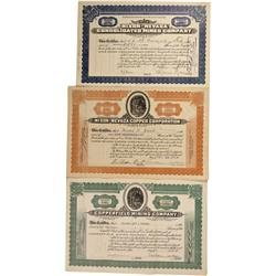 NV - Copperfield,Washoe County - Copperfield Stock Certificate Group