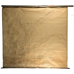 NV - Elko County,1910 - Golconda Cattle Co. Topographical Map