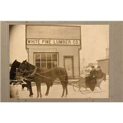 NV - Ely,White Pine County - No Date - White Pine Lumber Company Photo - Mueller Collection