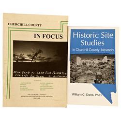 NV - Fallon,Churchill County - 1998 - Churchill County Publications
