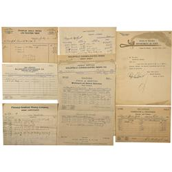 NV - Goldfield,Esmeralda County - 1907-1921 - Assay Office Lot