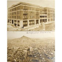 NV - Goldfield,Esmeralda County - c1908 - Goldfield Real Photo Post Cards