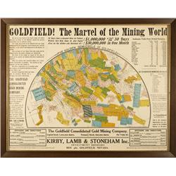 NV - Goldfield,Esmeralda County - Goldfield: the Marvel of the Mining World Pamphlet