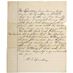 NV - Nye County,Nye County Letter