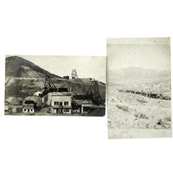 NV - Rawhide,Mineral County - No Date - Mine Post Cards