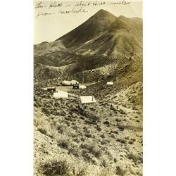 NV - Regent,Mineral County - c1909 - Regent or Nevada Scheelite RPC