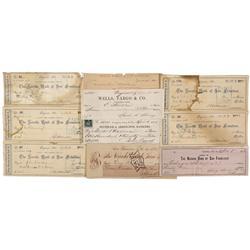 NV - Storey County,1865-1885 - Virginia City Check Group