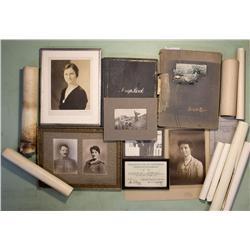 NV - Tonopah,Nye County - 1880s-1920s - Mark Averill Archive, Nye County Judge & State Supreme Court