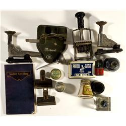 NV - Tonopah,Nye County - Tonopah Drug Store, Miscellaneous Items