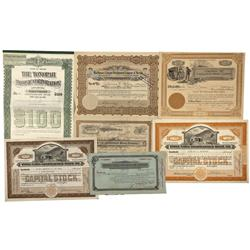 NV - Tonopah,Nye County - 1911-1937 - Tonopah Ephemera Group - Clint Maish Collection