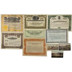 NV - Tonopah,Nye County - Tonopah Ephemera Group - Clint Maish Collection