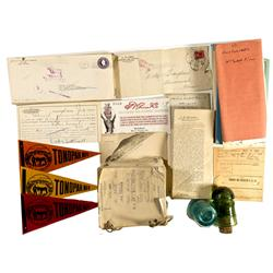 NV - Tonopah,Nye County - Tonopah Group - Gil Schmidtmann Collection