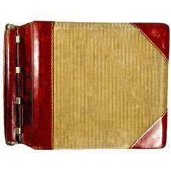 NV - Tonopah,Nye County - c1905 - Tonopah Victor Mining Co. Ledger Book