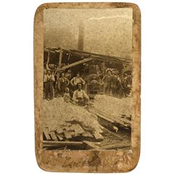 NV - Tuscarora,Elko County - c1889 - Tuscarora Photograph