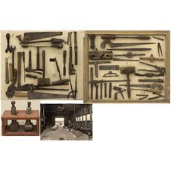 NV - Virginia City,Storey County - c1890 - Antique Tools