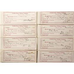 NV - Virginia City,Storey County - 1878-1879 - Chollar-Potosi Mining Company Payroll Receipts