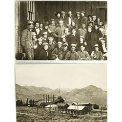 NV - Virginia City,Storey County - Mining Town RPC Pair