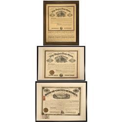 NV - Virginia City,Storey County - Storey County Bonds - Clint Maish Collection