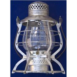 NV - Virginia City,Storey County - May 5, 1908 - Virginia & Truckee Railroad Lantern