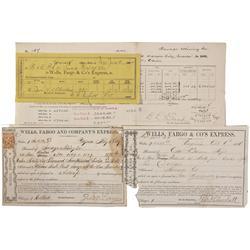 NV - Virginia City,Virginia City Bullion Shipments