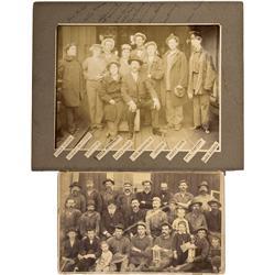 NV - Virginia City,Storey County - Virginia City Miners Photographs