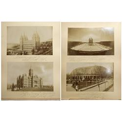UT - Salt Lake City,Washington Square Building Photographs