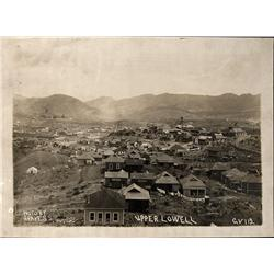 WA - Upper Lowell,Shohomish County - 1907 - Dean Mine Photograph