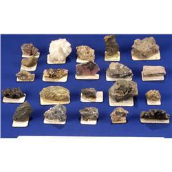 Miscellaneous Mineral Specimens