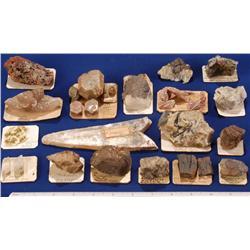 Miscellaneous Minerals, Odd Species - East Coast