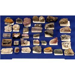 Miscellaneous Minerals, Odd Species - Eastern U.S.