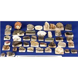 Miscellaneous Minerals, Odd Species - Western States