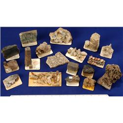 Miscellaneous Specimens - Multiple US and International Locations