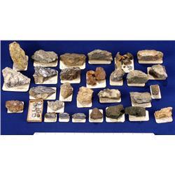 Molybdenum Mineral Specimens