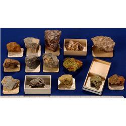 Silver, Lead Species - Western States