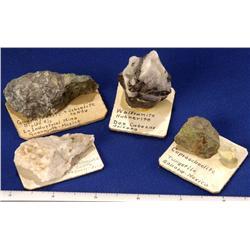 AZ - Tungsten Ore Specimens -  AZ and Mexico