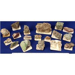 CA - Miscellaneous Mineral Specimens - California