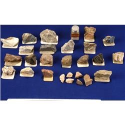CA - Miscellaneous Mineral Specimens - Southern California