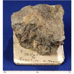 NM - Grant County - Tellurium Specimen - New Mexico
