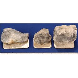 NV - Gold Hill,Storey County - Gold & Silver Ore Specimens - Gold Hill, Nevada