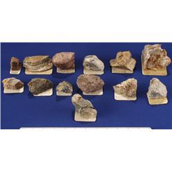 NV - Virginia City,Storey County - Gold & Silver Ore Specimens - Virginia City, Nevada