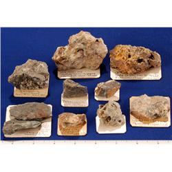 NV - Lyon County - Gold & Silver Specimens - Nevada