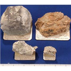 NV - Virginia City,Storey County, - Gold & Silver Specimens - Virginia City, Nevada