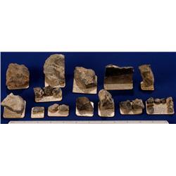 NV - Goldfield,Esmeralda County - Gold Ore Specimens - Goldfield, Nevada