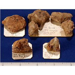 NV - Battle Mountain,Lander County - Gold Specimens -  Battle Mountain Area, Nevada