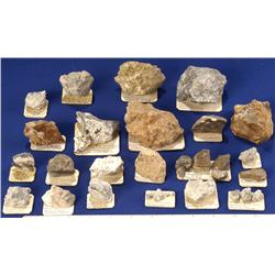 NV - Goldfield,Esmeralda County - Gold Specimens - Goldfield, Nevada