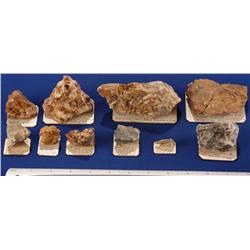NV - Silver City,Lyon County - Gold Specimens - Silver City, Nevada