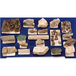 NV - Miscellaneous Mineral Species - Nevada