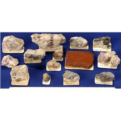 NV - Virginia City,Storey County - Miscellaneous Mineral Species - Virignia City, Nevada